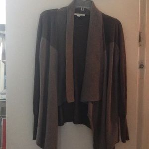 Ann Taylor Loft Brown Soft Sweater, Size Small